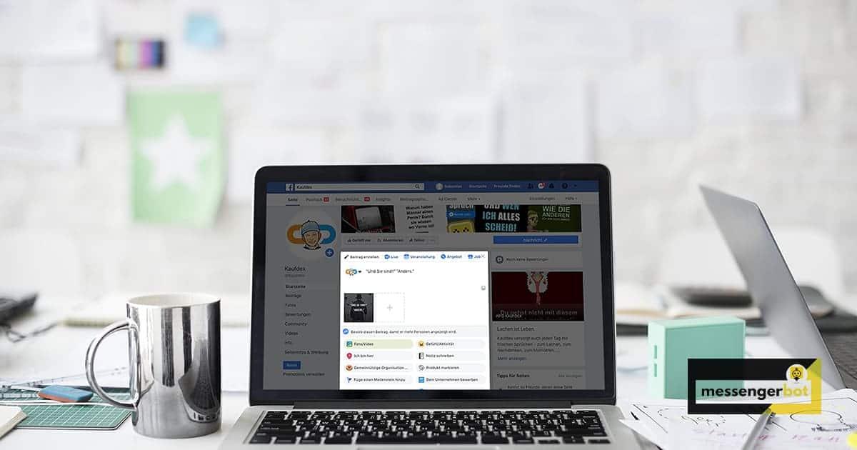 Facebook Messenger Bot 40