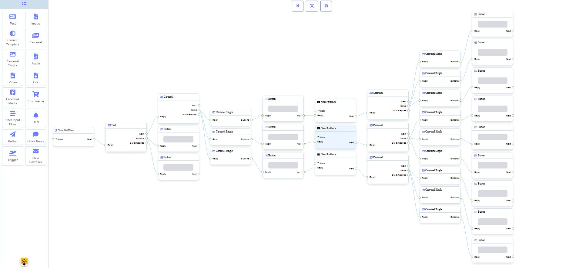 0 Code Flow Builder