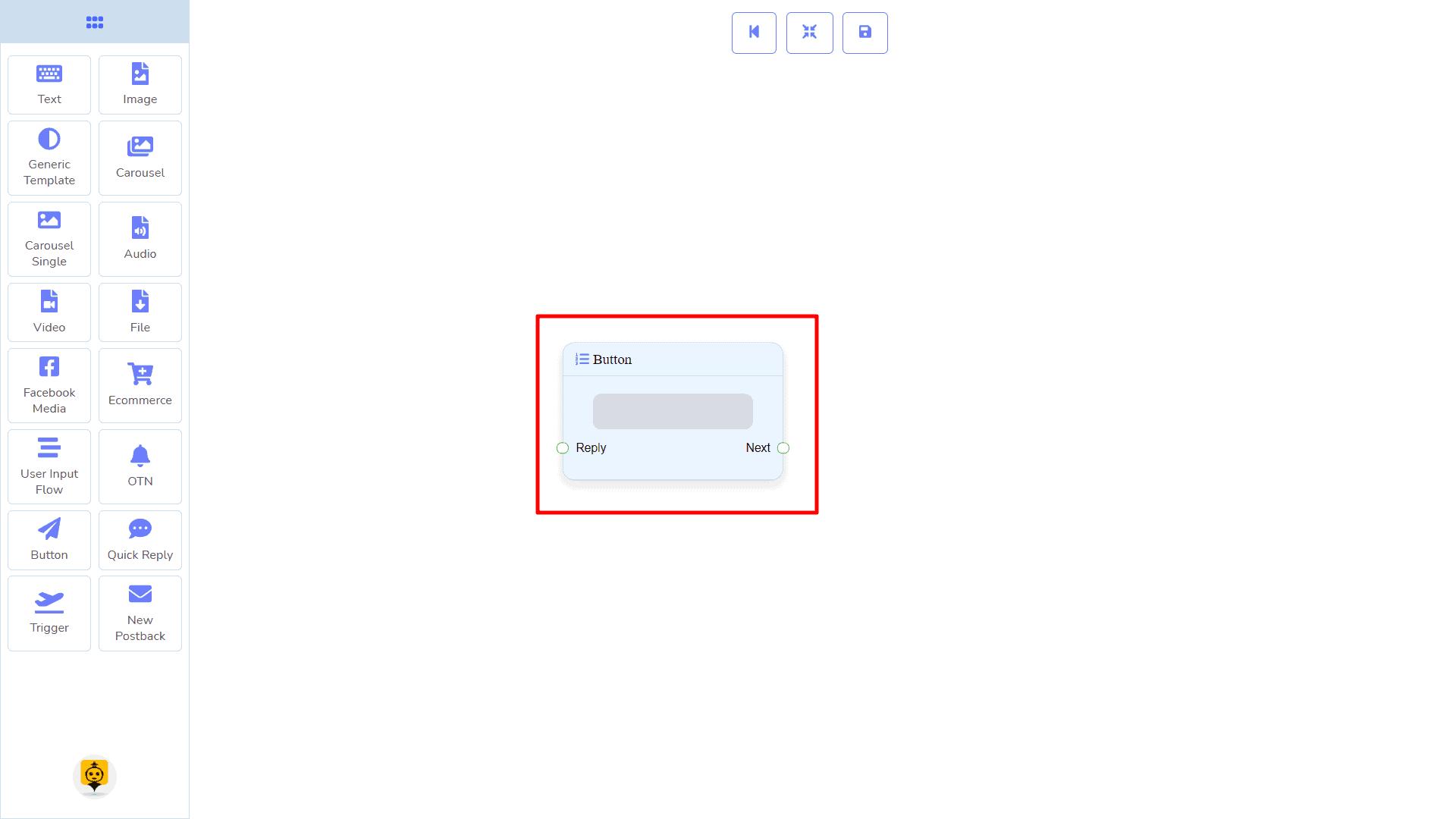 Messenger Bot - Visual Flow Builder 91