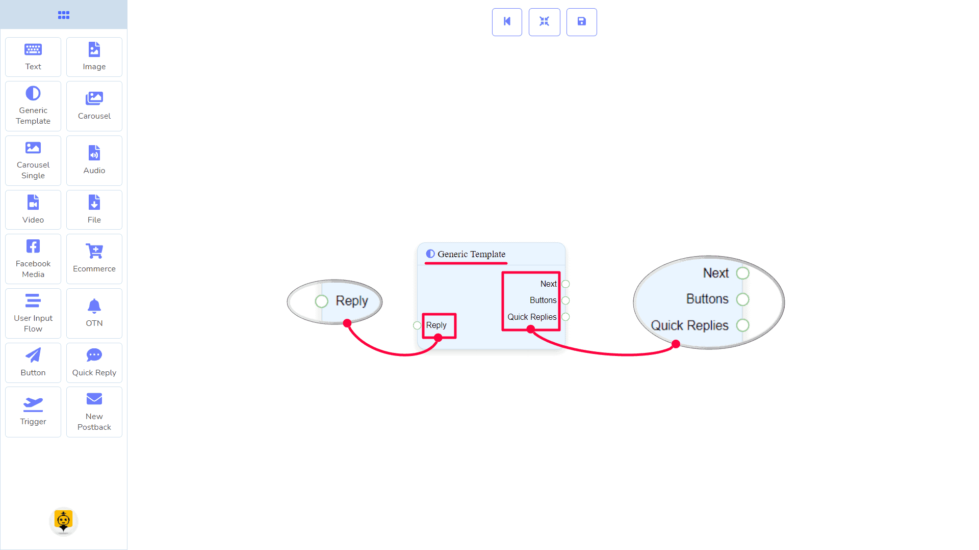 Messenger Bot - Visual Flow Builder 32