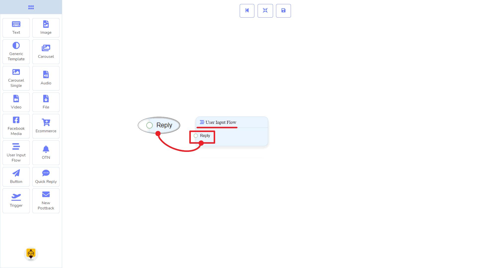 Messenger Bot - Visual Flow Builder 83