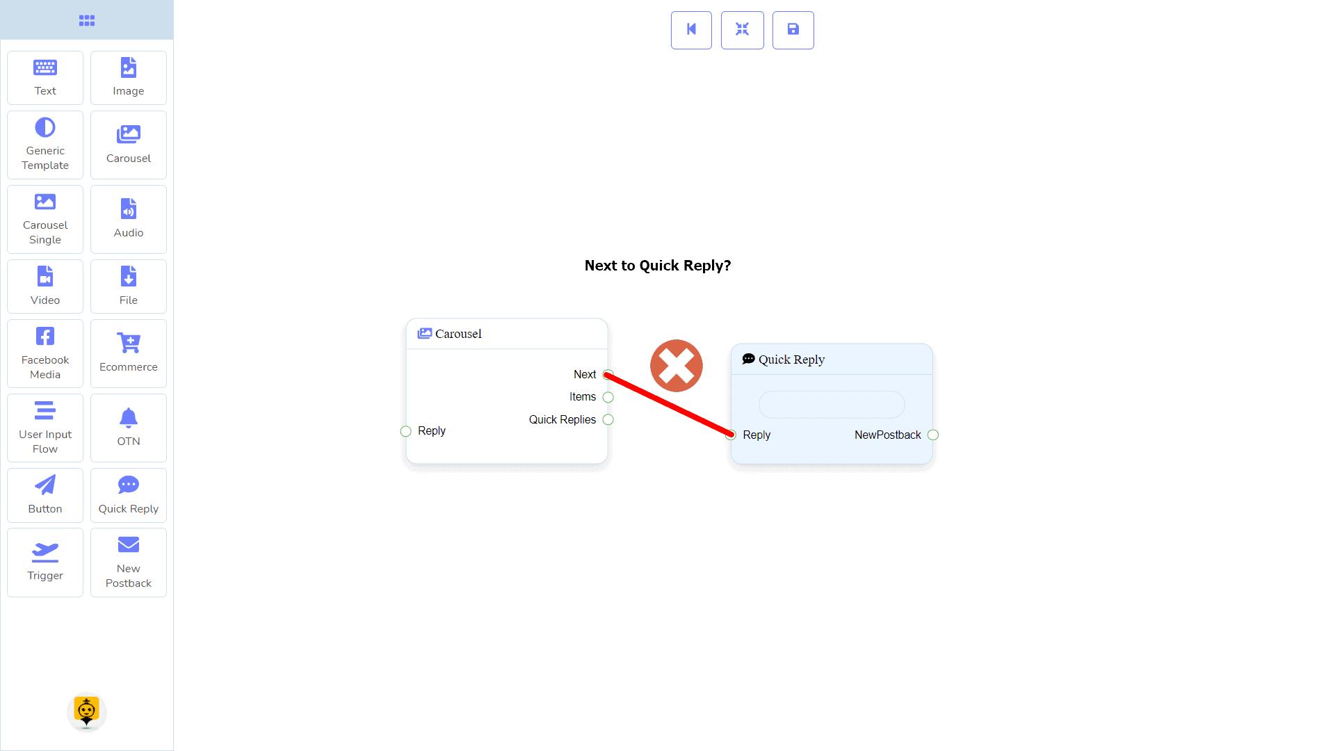 Messenger Bot - Visual Flow Builder 41