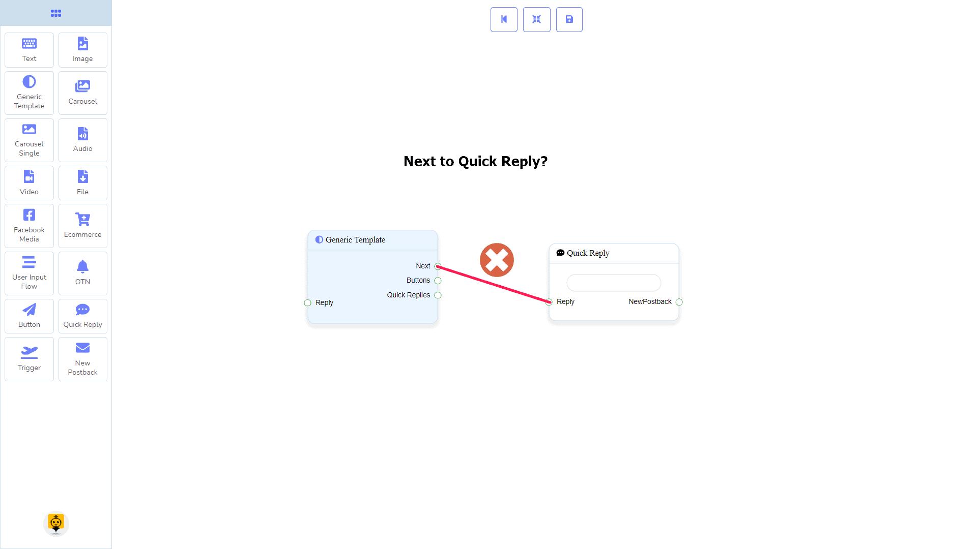 Messenger Bot - Visual Flow Builder 33
