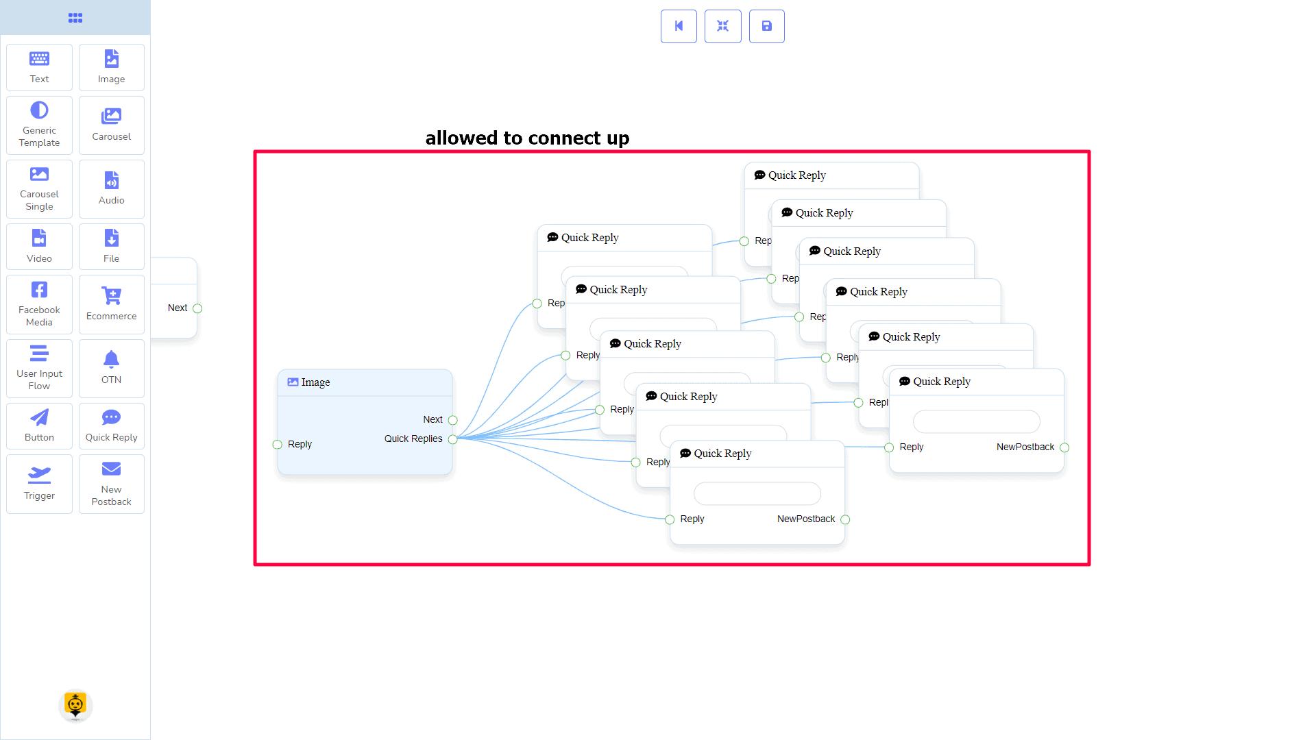 Messenger Bot - Visual Flow Builder 25