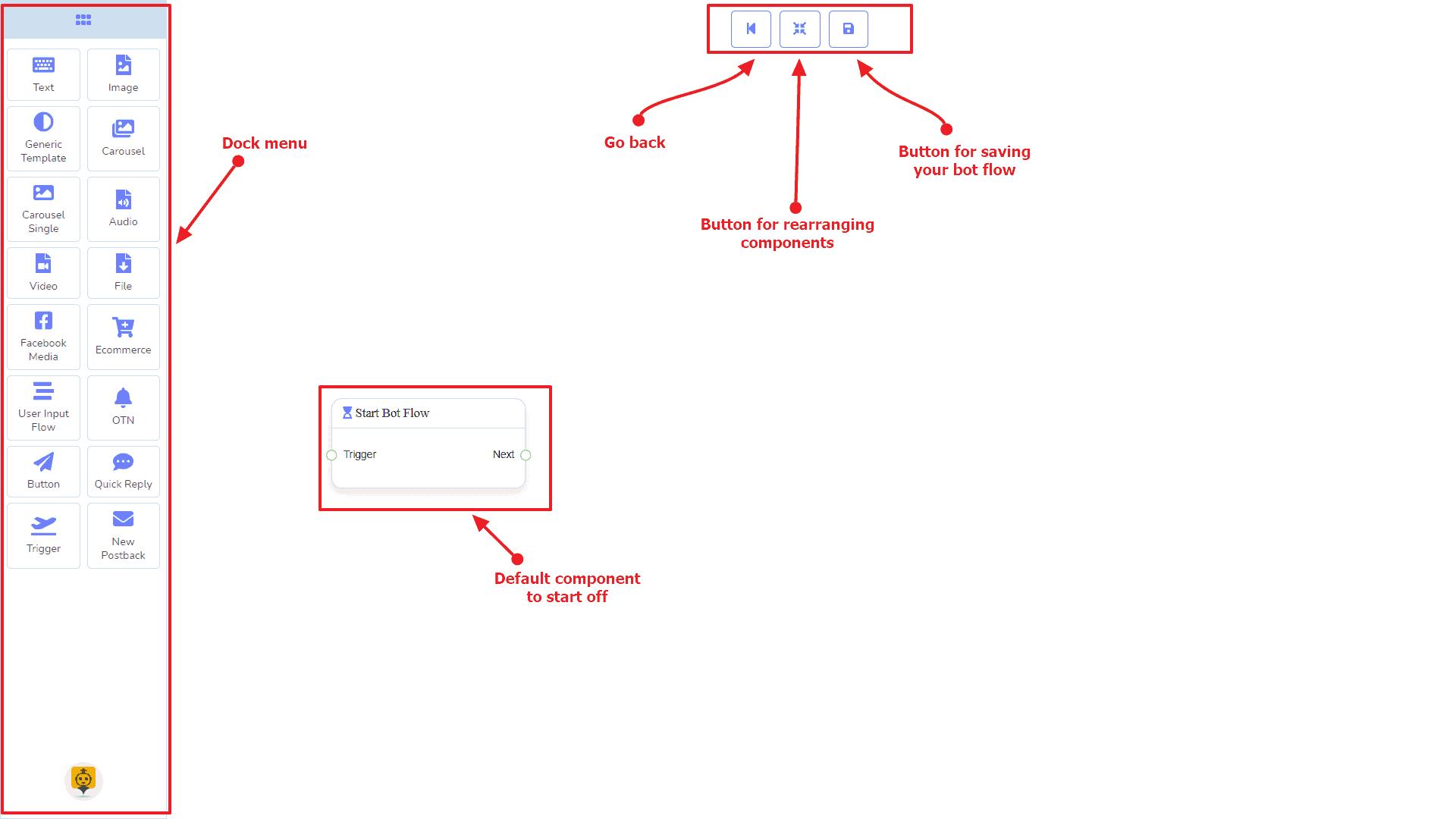Messenger Bot - Visual Flow Builder 4