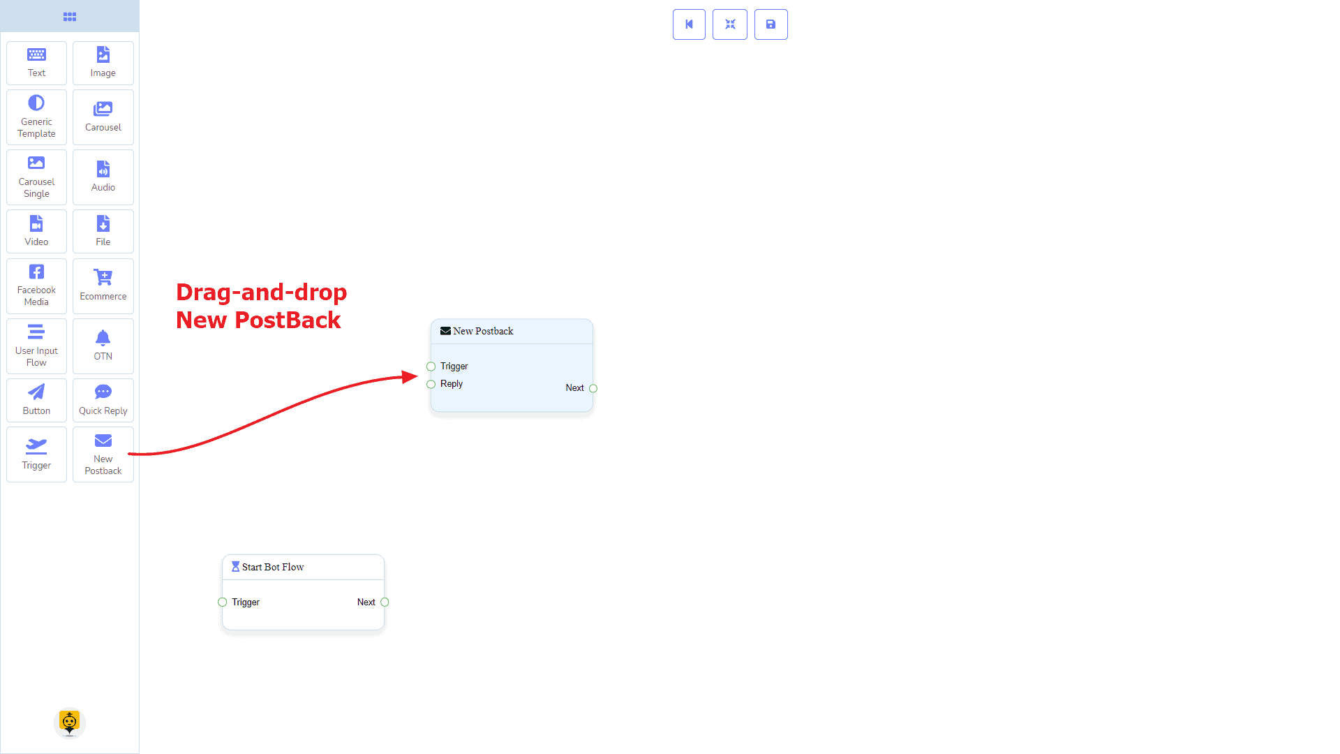 Messenger Bot - Visual Flow Builder 14