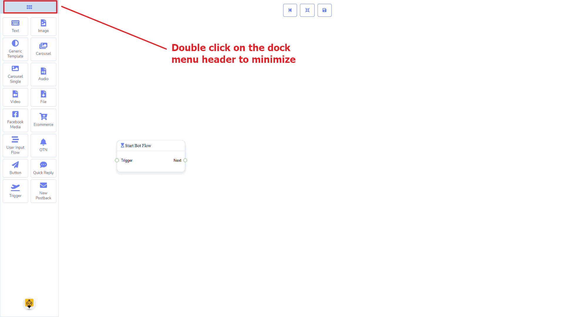 Messenger Bot - Visual Flow Builder 6