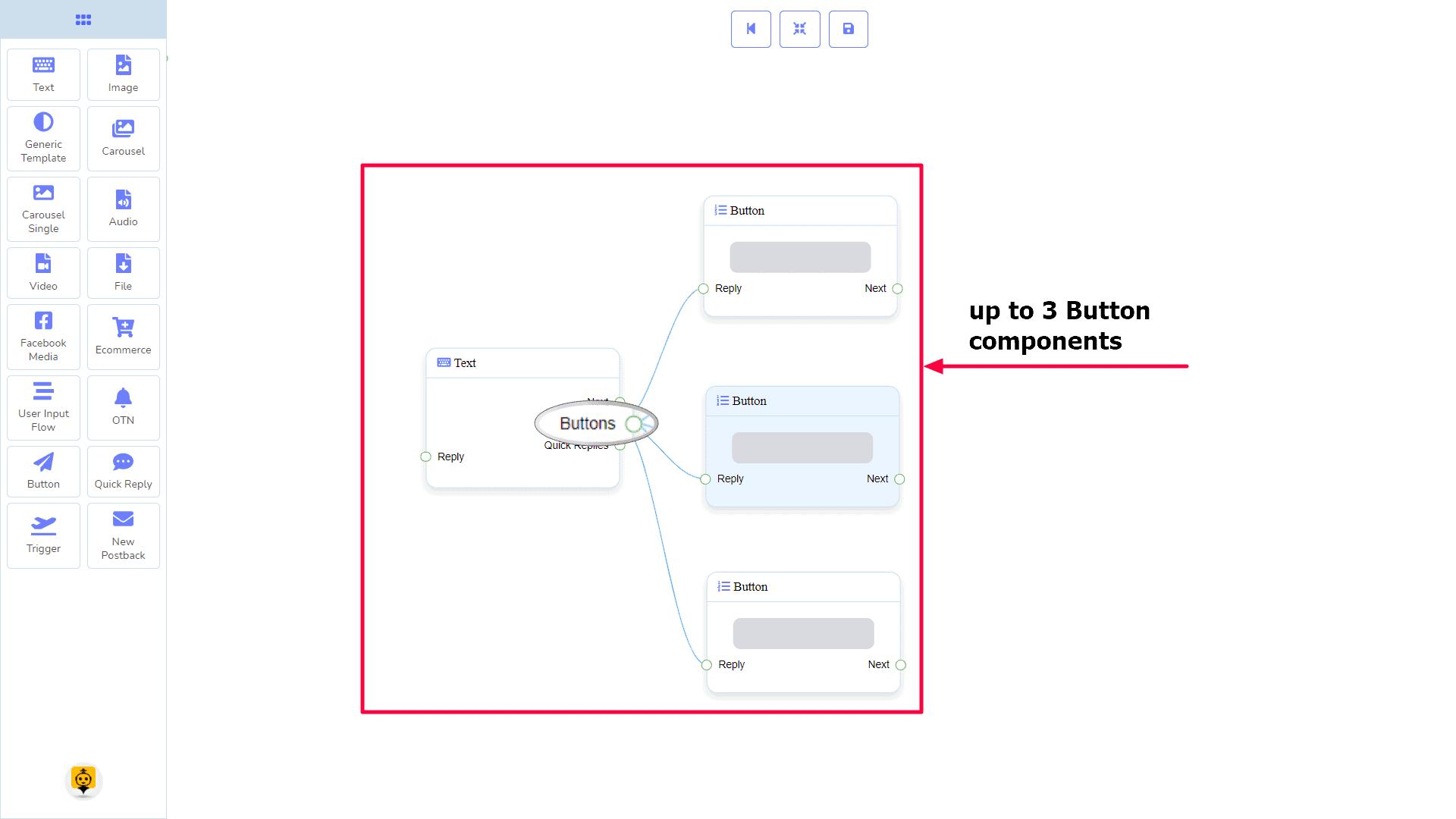 Messenger Bot - Visual Flow Builder 19