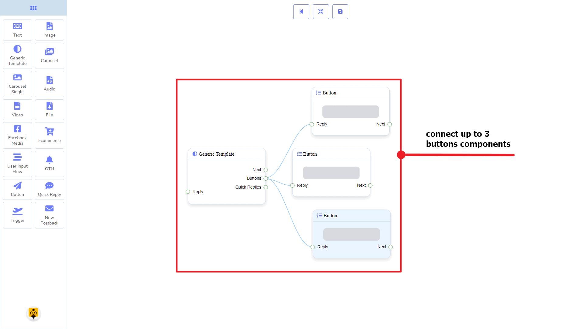 Messenger Bot - Visual Flow Builder 36