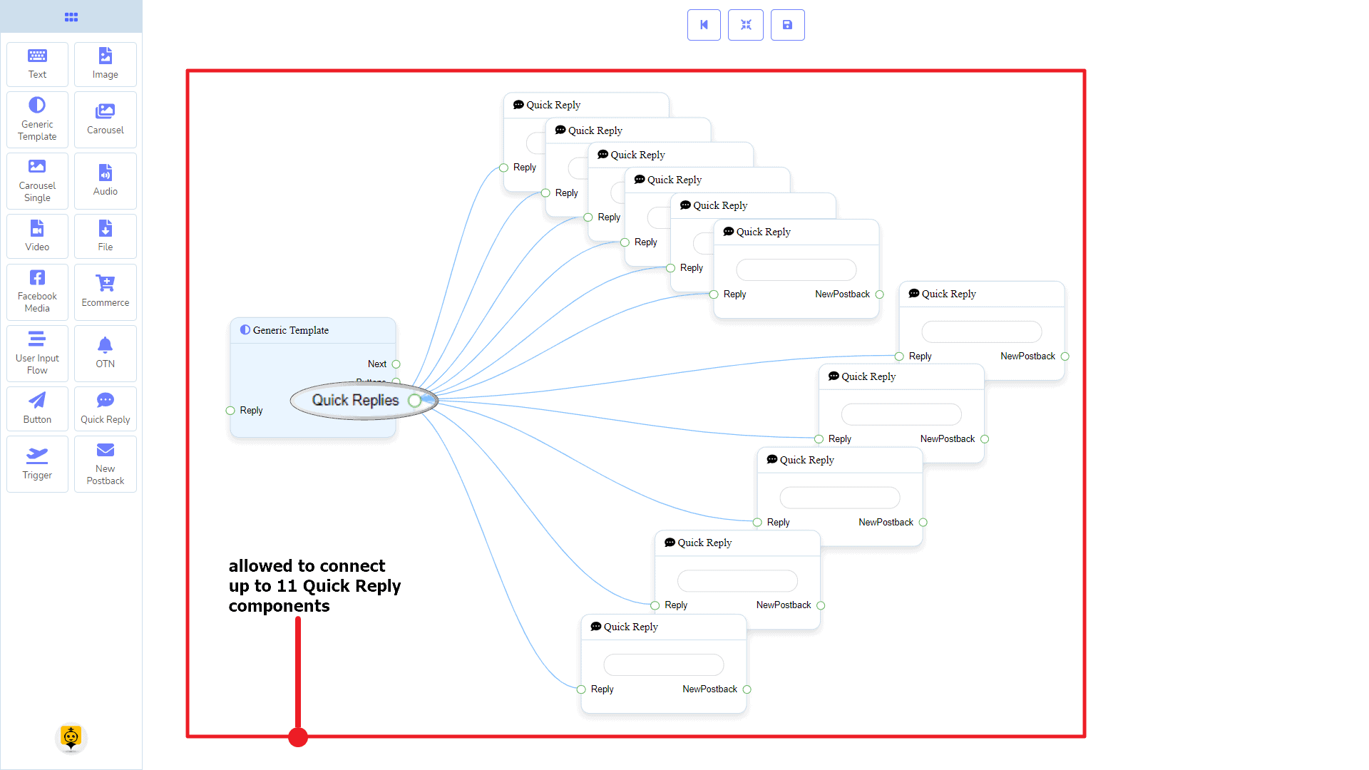 Messenger Bot - Visual Flow Builder 37
