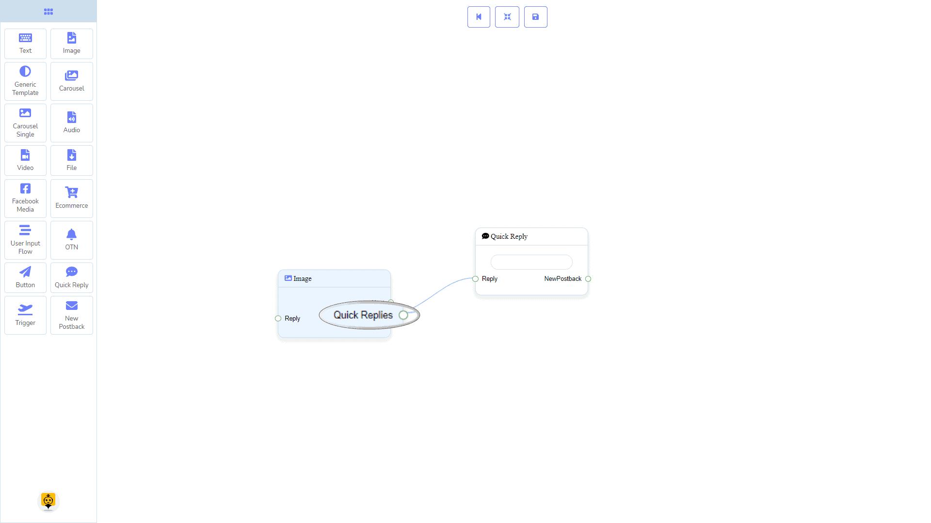 Messenger Bot - Visual Flow Builder 29