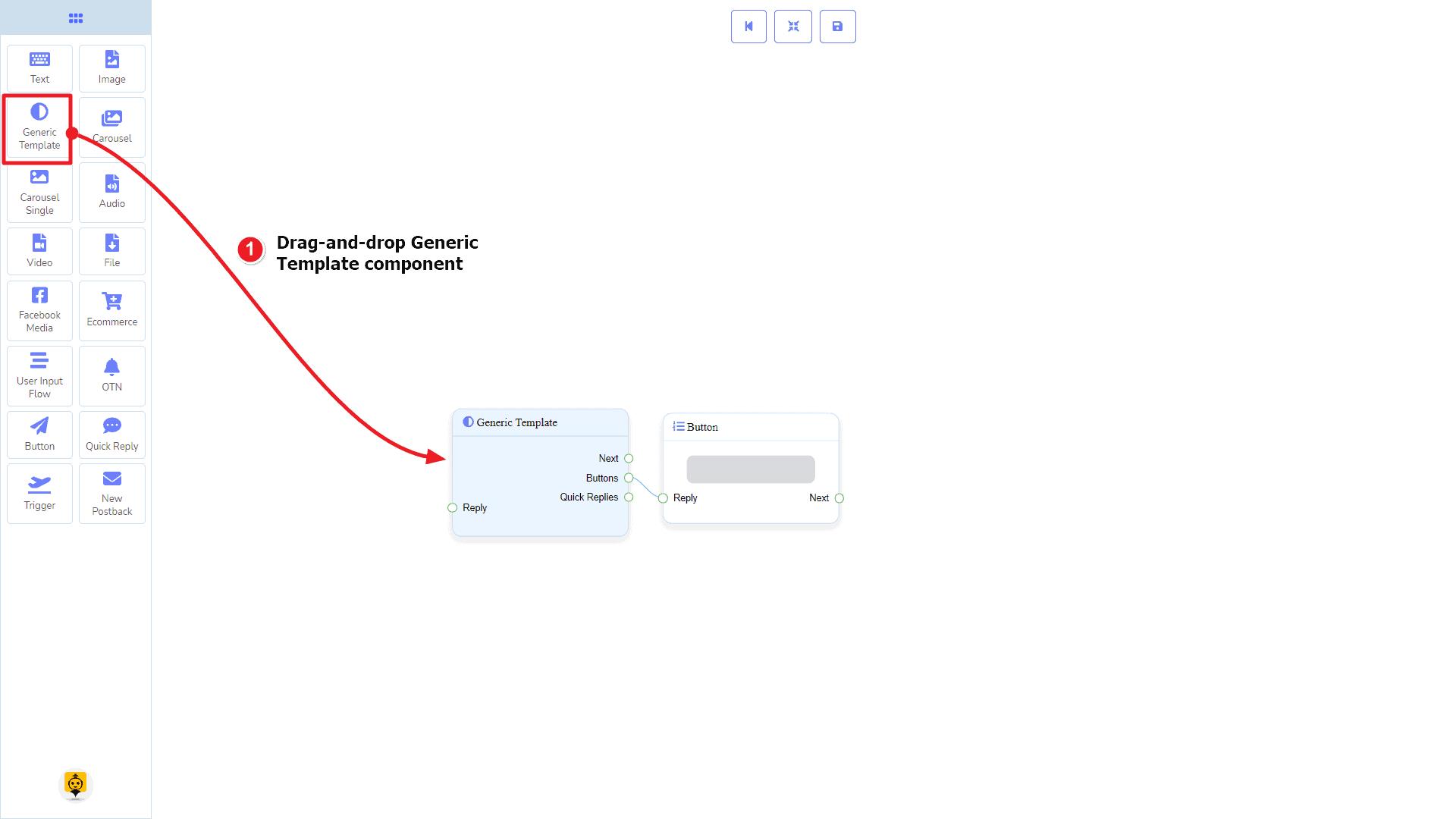 Messenger Bot - Visual Flow Builder 38