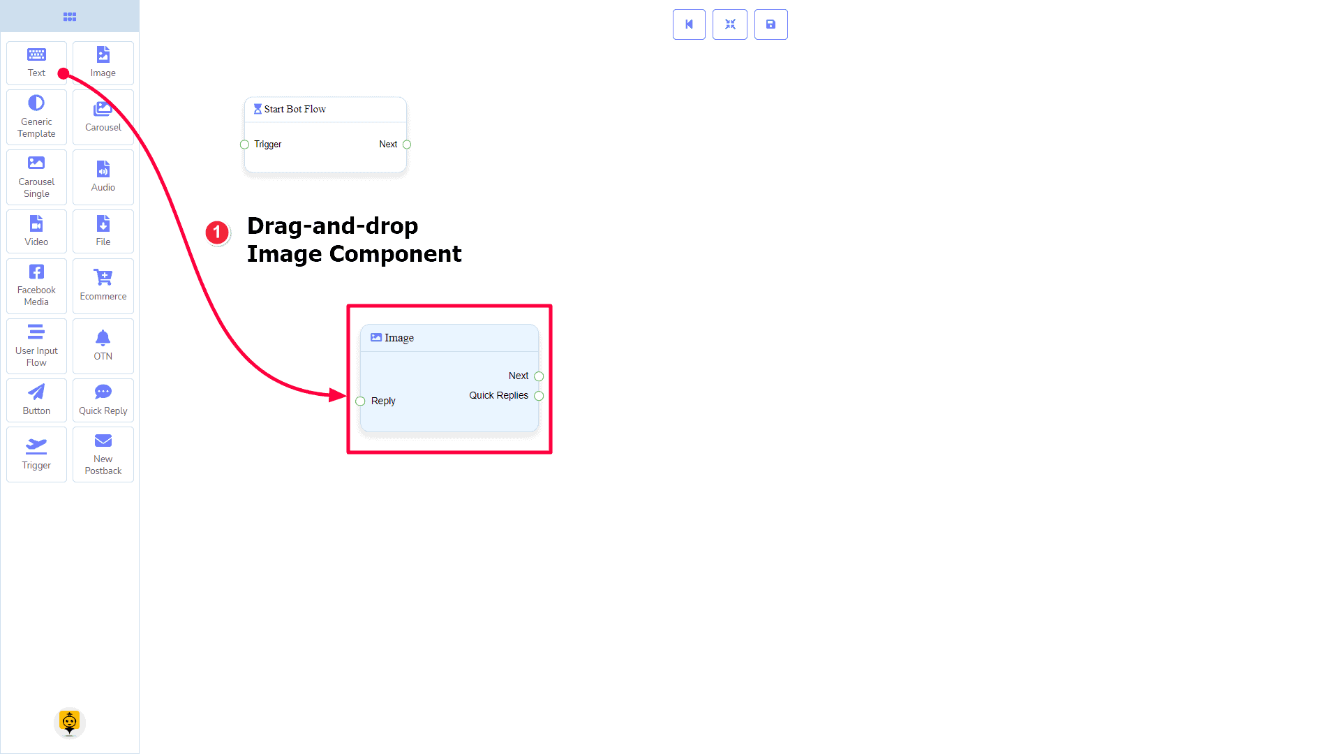 Messenger Bot - Visual Flow Builder 30
