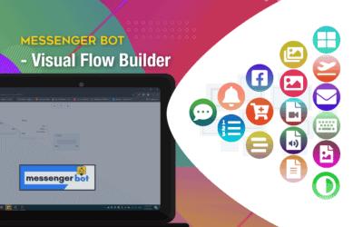 Messenger Bot – Visual Flow Builder
