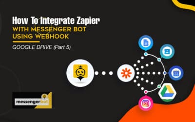 How To Integrate Zapier With Messenger Bot Using Webhook – Google Drive