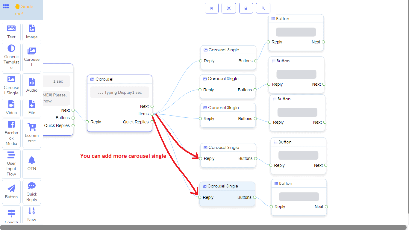 A Detailed And Comprehensive Manual Of Messenger Bot's Flow Builder 20