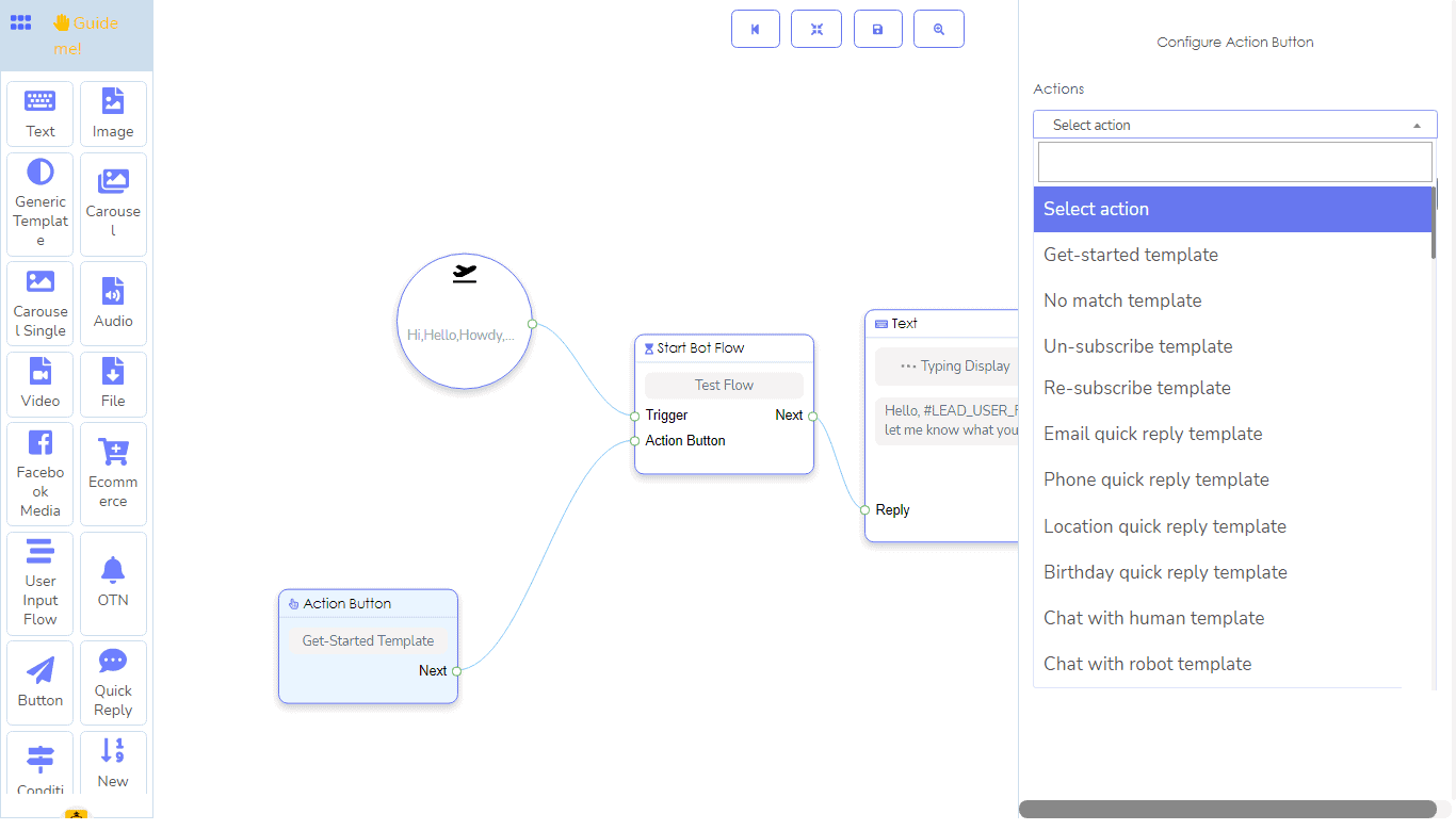A Detailed And Comprehensive Manual Of Messenger Bot's Flow Builder 32