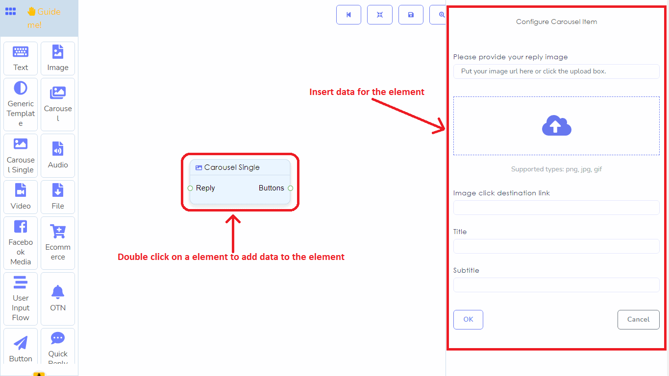 A Detailed And Comprehensive Manual Of Messenger Bot's Flow Builder 7