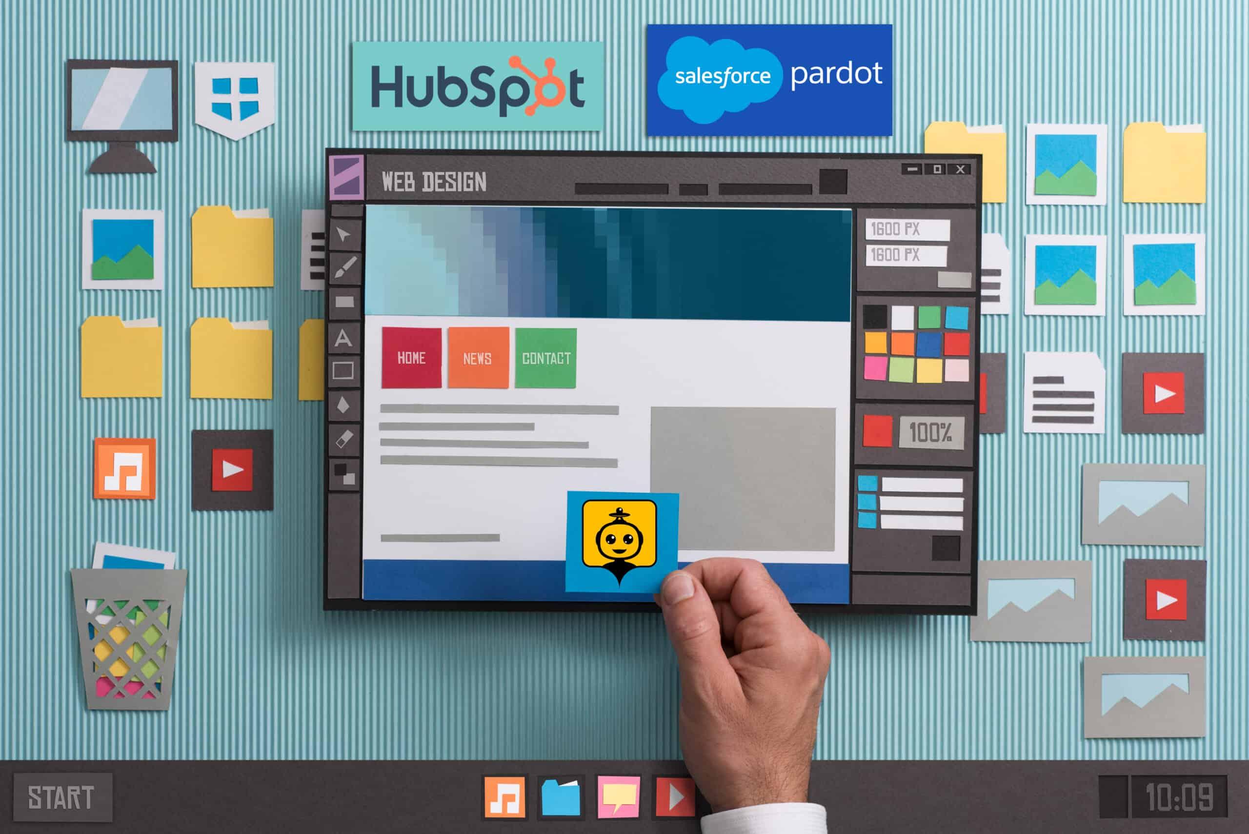 Comparing HubSpot vs Pardot vs Messenger Bot: A Revolutionary Strategy for Marketing for 2021 1