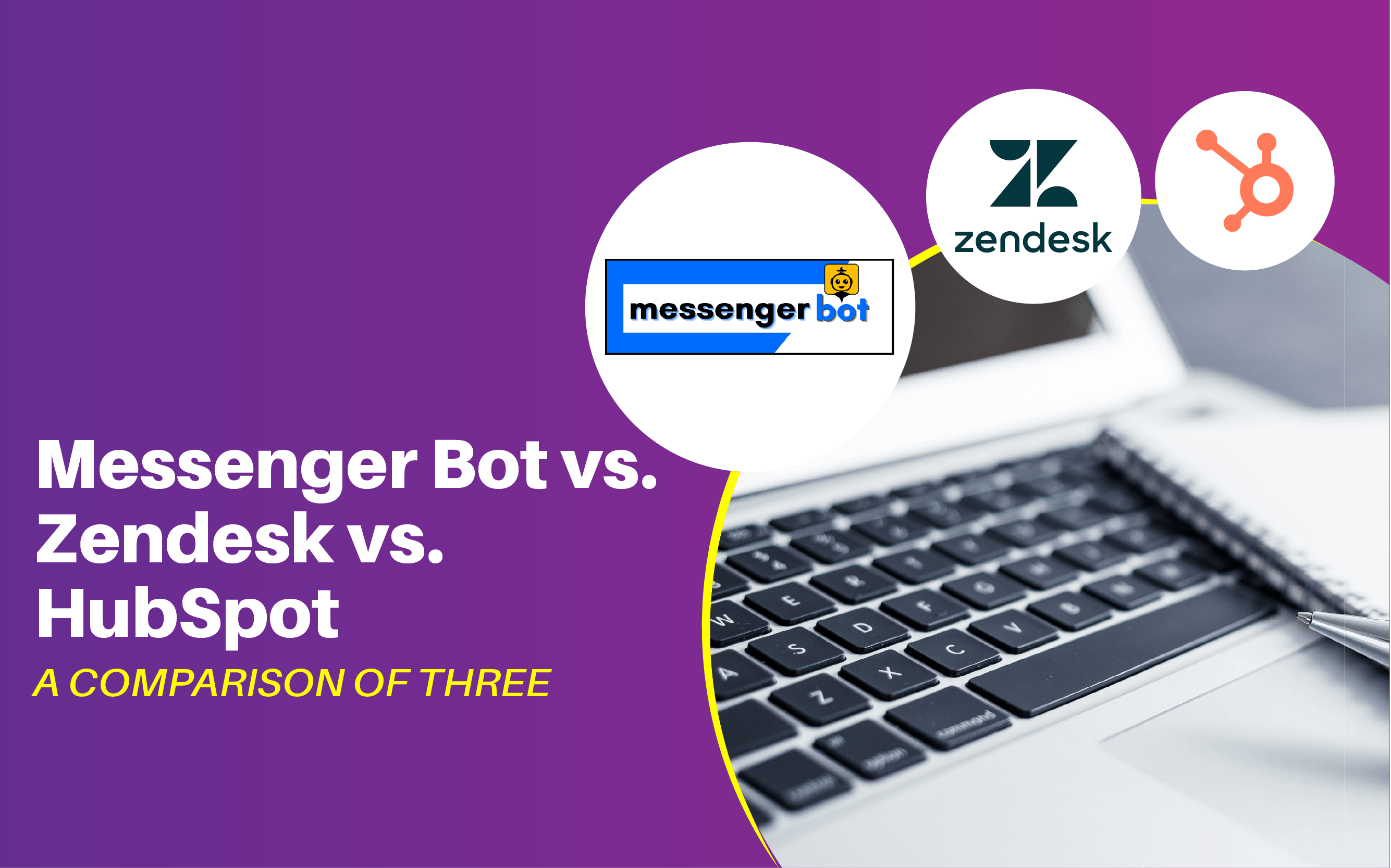 Zendesk vs HubSpot vs Messenger Bot, Does Zendesk integrate with HubSpot?, What is better than Zendesk?, Is Zendesk a CRM?, HubSpot Service Hub, Customer Support Software, Customer Service Tool