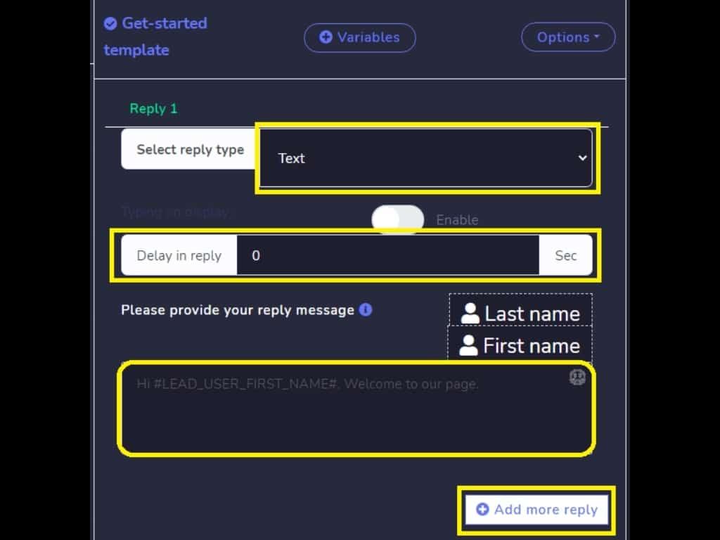 Messenger Bot Food Ordering Through Facebook Messenger 23