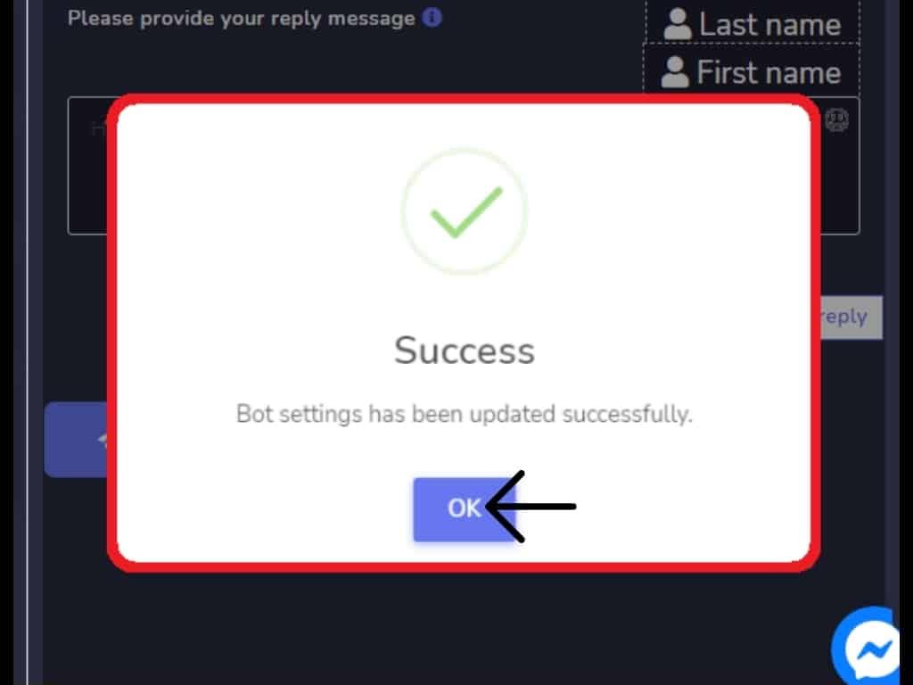 Messenger Bot Food Ordering Through Facebook Messenger 25